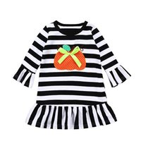 Long Sleeve Girl Dress 2019 Girls Clothes Infant Kids Baby G...