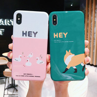 Fashion case For I7 I6 I8 PlusNote9 Note8 S9+ S10+ Clear TPU...