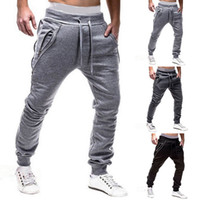Male New Fashion Hip Pop Pants Men Sweatpants 3 Color Casual...