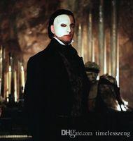 Maschere di travestimento di Halloween del partito faccia metà destra maschera fantasma Baron maschera cos Halloween puntelli più colore HD12