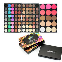 95 colors Eyeshadow Palette Color eye shadow with blush thre...