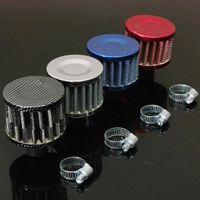 12 mm Motor Oil aire frío filtro Kit manivela Caso Vent tapa del respiradero - Carbon