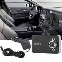 Full HD 720P TFT ÉCRAN caméra voiture DVR caméra enregistreur Dash Cam caméscope véhicule avec G-capteur enregistreur avec la vente au détail BoxLivraison gratuite