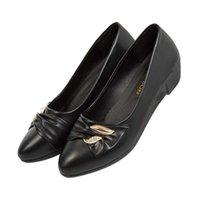 أحذية رواج شقة المرأة نيس القوس الأوتاد سيدة أحذية القارب أشار تو حذاء مسطح عارضة المرأة Chaussures فام