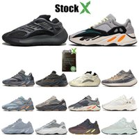 Stock X 700 Running Shoes for Mens Women 700 v3 kanye west W...