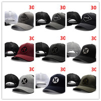31d311adcfb New Arrival. Brand Snapback Baseball Ball Cap HURLEY Hat Sports Hip-hop Caps  Camouflage Camo bone Adjustable ...