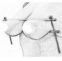 Jeux pour adultes Outils Bondage Flirt Nipple Clamps Acier inoxydable sein réglable Stimulez Sextoys pour Couples Jouets érotiques T191128