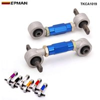 Epman - Kit de copa trasera 10 mm Agujero para Honda Civic EK / EG (Plata, Azul, Rojo, Dorado, Púrpura, Negro) TKCA1019