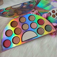 New Makeup Life' s A Festival Eyeshadow Palette Rainbow ...