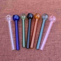 Heady Glass Pipe Colorful Tobacco Smoking Pipes Pyrex Glass ...