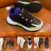 DHL شحن مجاني 20SS جديد قميص رجالي مصمم BOUNCE العجل حذاء CAMOUFLAGE ROCKRUNNER حذاء مصمم أحذية الرجال