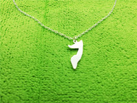 Africano País Mapa Somália cadeia pingente de colar pendente do encanto esboço Orgulho Soomaaliya Ilha colares de jóias de presente da lembrança
