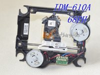 IDM610A_68PH Óptica Piup-Up 68PH mecanismo IDM-610A IDM610A RELY DVD cabezal láser OPA 68PH