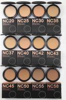 ePacket Trasporto libero! Il nuovo trucco in polvere calda di alta qualità CN 12 di colore studiu FIX Polveri soffi fondamento 15g
