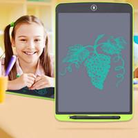 8.5 بوصة لوحة الرسم LCD العمل على لوحة السبورة الكتابة على الجدران لوحة الرسم لعب للأطفال التعلم والتعليم