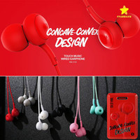 Remax RM510 Earphones 3. 5MM In- ear Super Bass Stereo Earbuds...