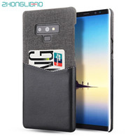 Casing Hard Back Cover for Samsung Galaxy Note 10 9 8 S8 S9 ...
