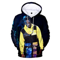 New Arrival Smoke R I P hip hop Hoodies sweatshirts 3D Print...