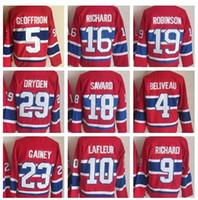 2019 nouveaux chandails de hockey des Canadiens de l'Hiver de Montréal, TOPS, MENS WEAR pas cher, boutique en ligne de fans du grossiste