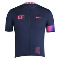 Pro Team EF التعليم أولا الدراجات جيرسي رجل 2021 الصيف سريع الجافة الدراجة الجبلية قميص الرياضة موحدة الطريق دراجة قمم سباق الملابس Y21052603