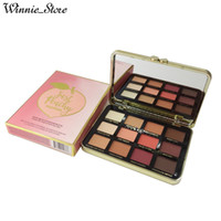 Factory Direct DHL Free Shipping New Makeup Eyes Just Peachy...