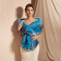 Beautiful Shawl Faux Fur Bridal Dress Shawl Dress Warm Shawl...