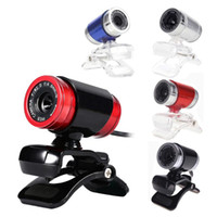 Webcam USB 12 Megapixel High Definition Camera Web Cam 360 D...