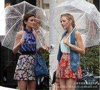 Apollo trasparente ombrello RAGAZZA antivento bolla Ombrelli Cancella principessa mushrom pioggia automatica dell'ombrello della festa nuziale della A42302