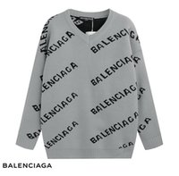 Sweater designer pullover men' s and women' s sweate...