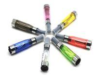 EGO CE4 Распылитель 1.6 мл Длинный фитиль Clearomizer Электронная сигарета 2.4OHM Бак Пара для E CIG All Evod Ego Series Батарея DHL DHL