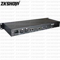 80% Rabatt auf neuen 1024S DMX Recorder mit Auto (Multi / Cycle / Einzel) Mikrofon Audio-MIDI mit XLR Pin3 Kern / RJ45-Netzwerkanschluss Bühnenbeleuchtung