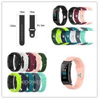 Новое поступление 18 мм браслет для часов Huawei B5 / S1 / Fit Замена часов Смарт ремешок для часов для Huawei honor 1 / Часы Fit Withing Steel HR 36 мм