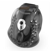 CASTO BIRD 2020 nuovo arrivo maschio completamente Restraint Bowl Chastity dispositivo giocattoli del sesso del rubinetto Cage anello del pene Sissy Bondage ARMOR 01