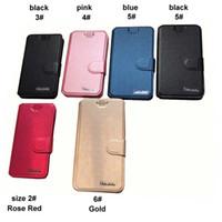 cas de téléphone universel de luxe en cuir pour ZTE Nubia M2 Lite Z11 Mini S Max Z17S Z17 Minis Wallet cas de sac avec carte cellulaire des cas à sous