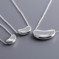Designer Jewelry Luxury Women 925 Sterling Silver Necklace P...