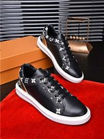 DHL free hococal design luxury brand men' s casual shoes...