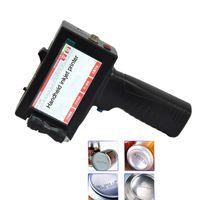 Portatif à jet d'encre de code d'imprimante Machine d'impression pour carton / pierre / tuyau / câble / métal / pièces en plastique / automobile, etc.