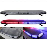 127 centimetri / utility ambulanza polizia 50 pollici barra luminosa sul tetto auto lampo bar spia veicolo di emergenza strobo
