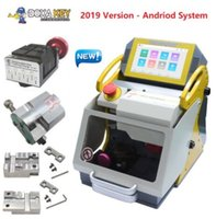2019 Yeni SEC E9 Lazer Kazımayı Makinesi Için Otomatik Ve Ev Tuşları Tüm Kayıp Kopya Funtional daha fazla Silis Anahtar Kesme Makinesi