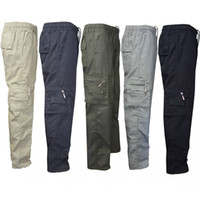 Hiking Pants Men Autumn Camping Sports Cargo Pants Outdoor S...