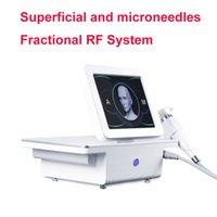 استحمام محمول إبرة مجهرية ZGTS مايكرو إبرة كسور RF تجديد الجلد آلة الجمال استحمام التجاعيد RF معدات CE
