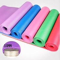 All'ingrosso-1pcs New EVA Foam pad Eco-friendly impermeabile Mat esercizio Yoga Camping Pad materasso SleepYP001