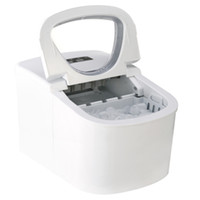 Máquina portátil para hacer hielo en el hogar