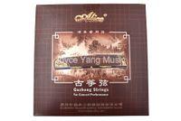 Alice AT84S Performans Gu Zheng Strings Çinli Zither Arp Koto Çelik Naylon 1-21 Strings Ücretsiz Kargo Set