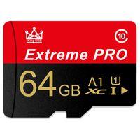 Cartes Micro SD Ultra Memory Micro SD 8GB / 16 Go / 32GB / 64GB / 128GB Mémoire Mémoire Mémoire 32GB C10 Mini TF GRATUIT SDS Adaptateur