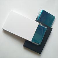 بطاقة بطاقة الأعمال بطاقة الائتمان الائتمان بطاقة الاتصال حالة حامل الألومنيوم بطاقات الأعمال حامل البطاقات الملفات الألومنيوم الفضة اللون VT0205