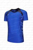 NACC 32 Badminton desgaste par 23 modelos T-shirt de manga curta 45 de secagem rápida impressões de correspondência de cores não se desvaneceu 3 mesa sportswea454654 ténis