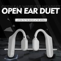 سماعات بلوتوث توصيل العظام غير الأذن أو الأذن سماعة سماعة ستيريو لاسلكية سماعة رياضة sweatproof عقال ميكروفون ماء