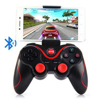 S3 Bluetooth Gamepad для Android Wireless джойстиков Gaming Controller Black для Android смартфонов Android TV Box