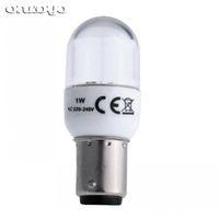 Светодиодные лампочки для швейной машины Singer Home 1W 220 Вольт Push In Type #LED-BA15D 220V